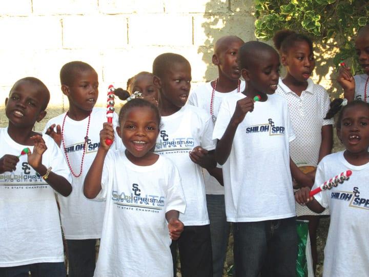 Haiti-Children-Christmas