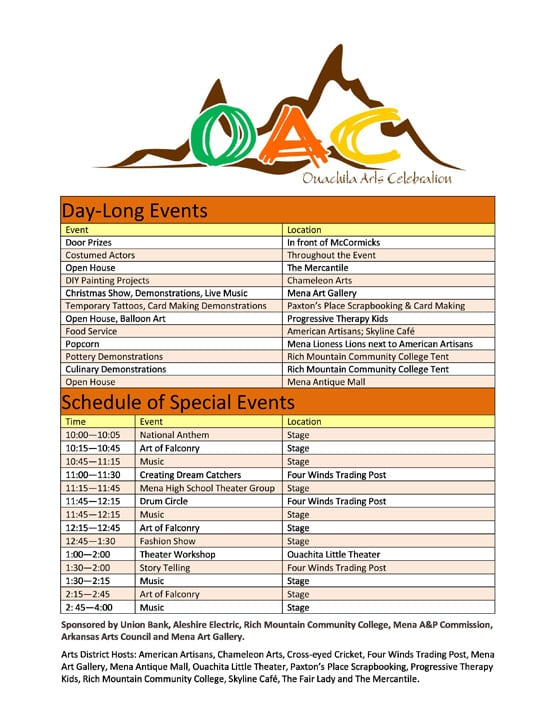 2015-OAC-Schedule-of-Events