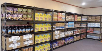 Polk County Food Pantry